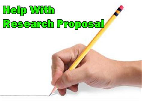 How to Write a Marketing Research Proposal Your Business